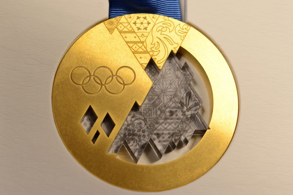 Who Has The Most Medals In The Winter Olympics 2020.Tokyo 2020 Olympic Medals Will Be Made From 100 Recycled