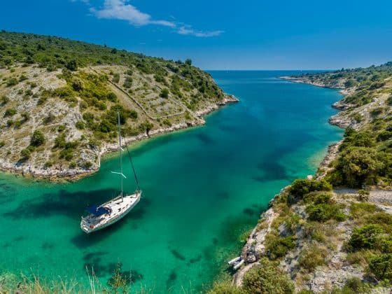 The world's best sailing destinations - Croatia