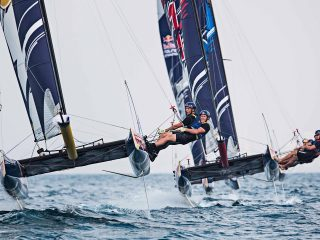 yacht sailing races