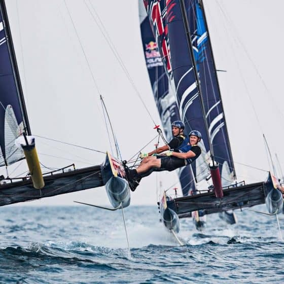 yacht sailing races