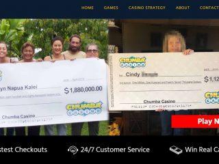 chumba casino bonus code