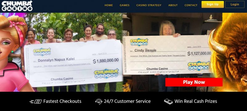 Chumba Casino Bonus Code 2020 Review Dailystoke Com