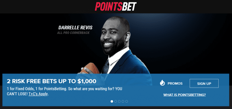 PointsBet Indiana