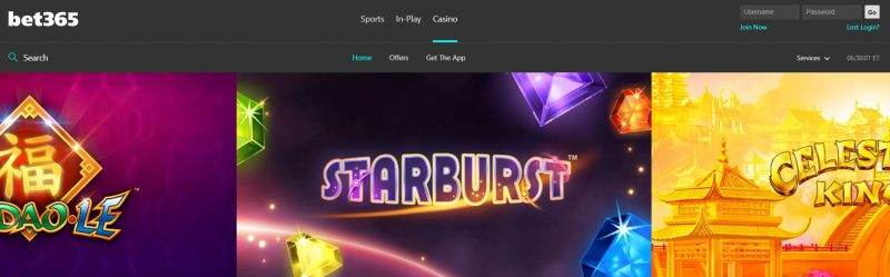 bet365 nj online casino